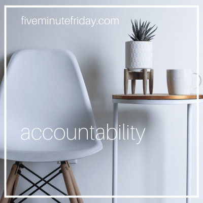 Accountability: What it takes to get to the end
