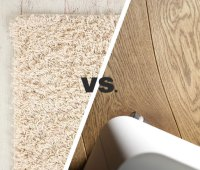 What's healthier: carpet or wood flooring? - Big Green ...