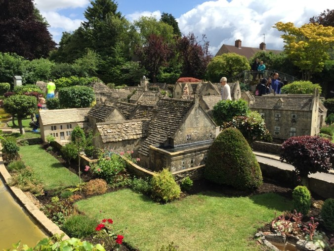 A general view of the Model Village
