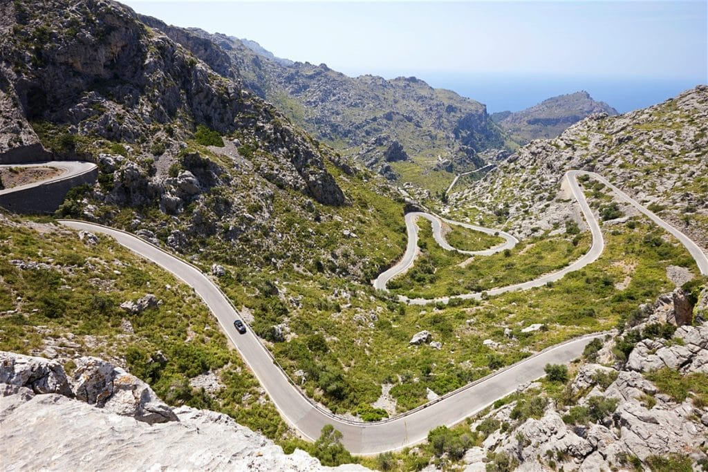 Mallorca Sa Colobra