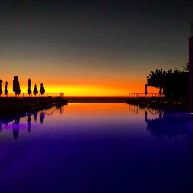 Mallorca - a typical sunset