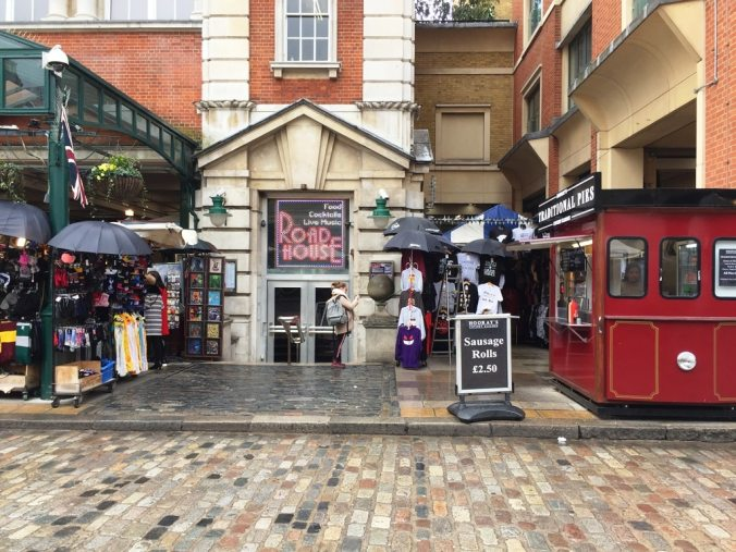 Centre of London? Roadhouse in Covent Garden