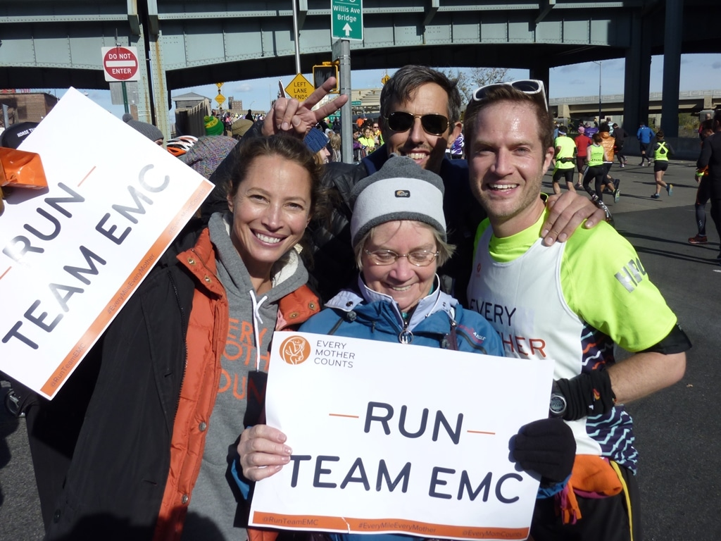 Why I run for Every Mother Counts?