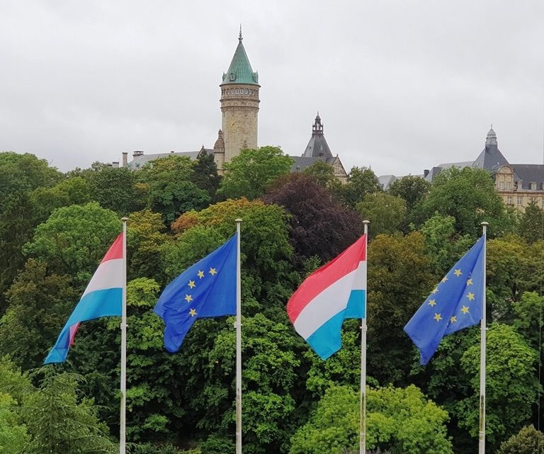 What is the capital of Luxembourg?