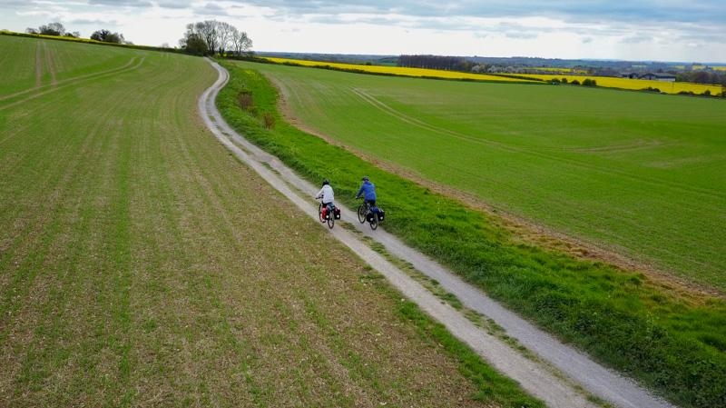 Cycling from London to Dover