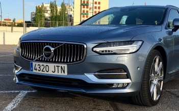 A clean Volvo