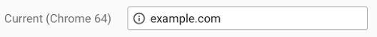 Before the July Google Chrome update.