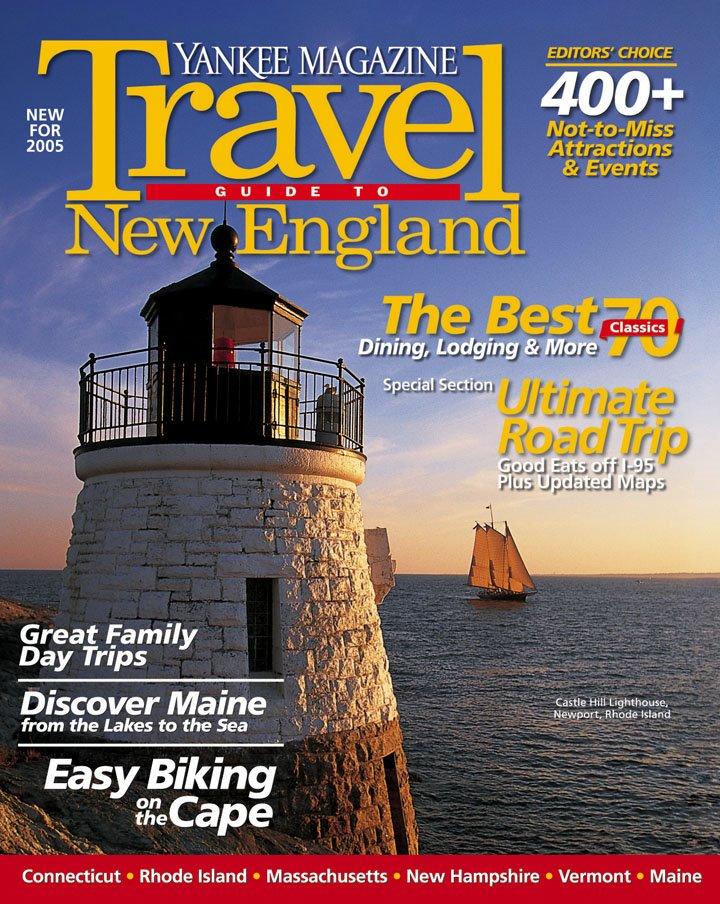 Yankee Magazine Travel Guide to New England 2005  bigguystudio