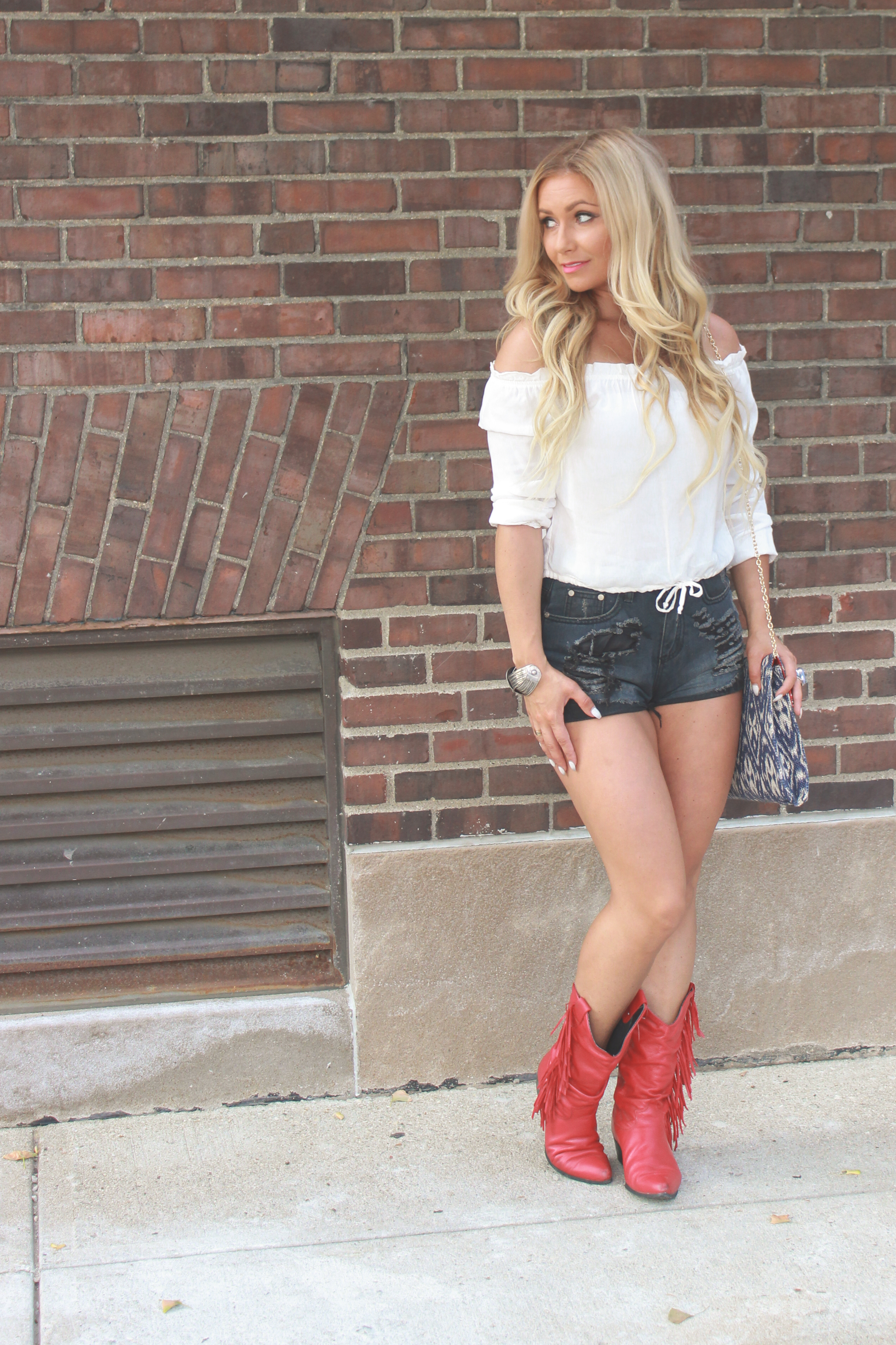 Popular Cowgirl Boots | Big Hair and Foodie Fare SV62