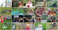 35 DIY Backyard Kids Games That Will Make Your Summer ...