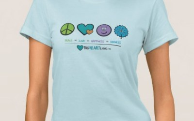 Apparel – Promoting Peace, Love, Happiness, and Kindness