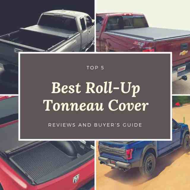 Top 5 Best Roll Up Tonneau Covers In 2019 | Reviews And Buyer's Guide