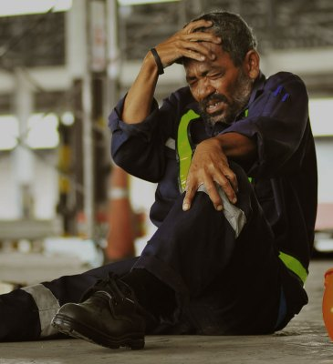 Workers Compensation Injury Claim