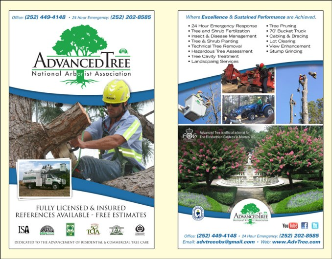 Advance Tree Ad