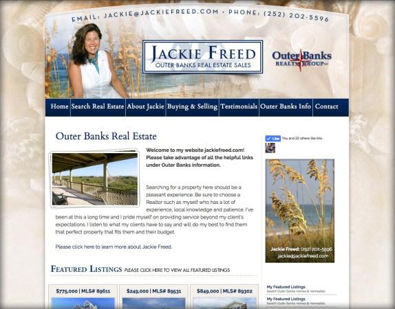 Jackie Freed