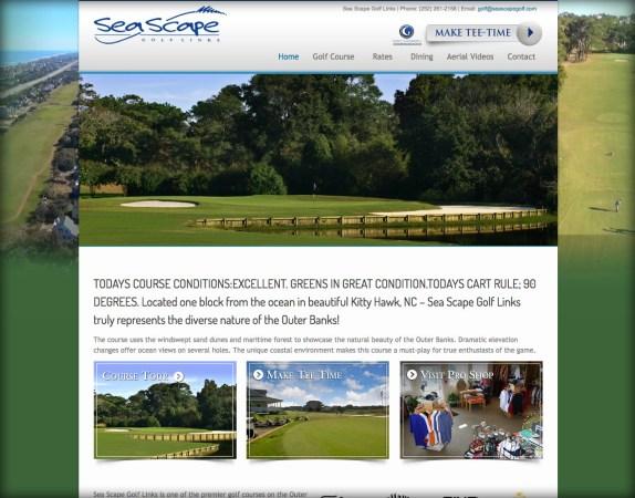 Sea Scape Golf