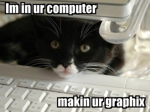 Cute Wallpaper For Facebook Cover Lolcat Generator Can Haz Posters