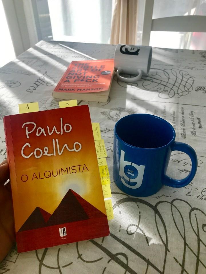 Der Alchemist / Paolo Coelho