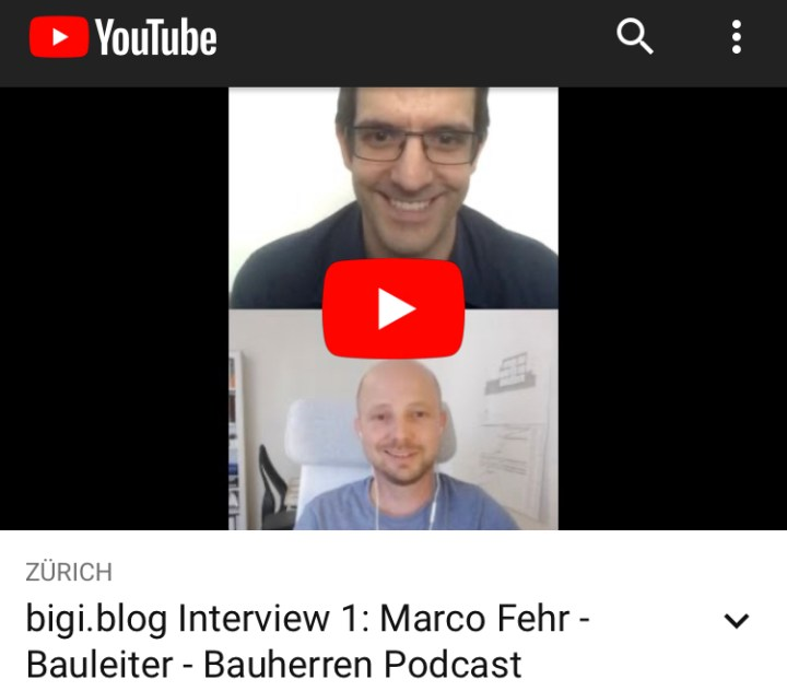 Interview: Marco Fehr