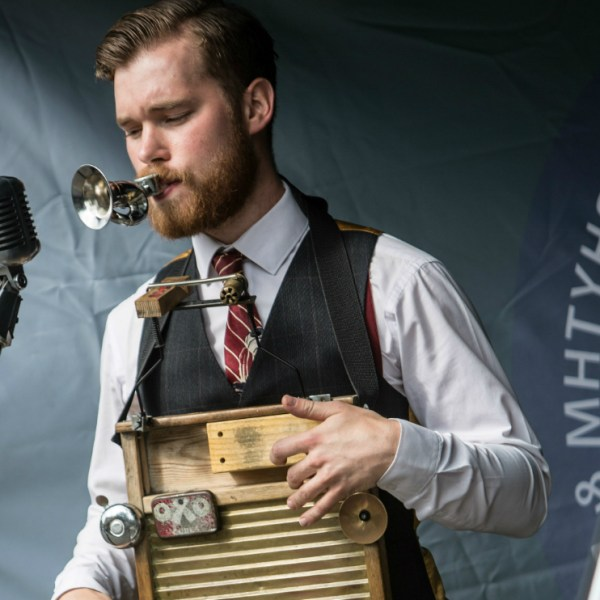 Official Festival Buskers Announced