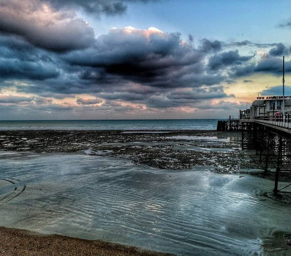 Worthing Pier Awarded 'Pier Of The Year 2019'