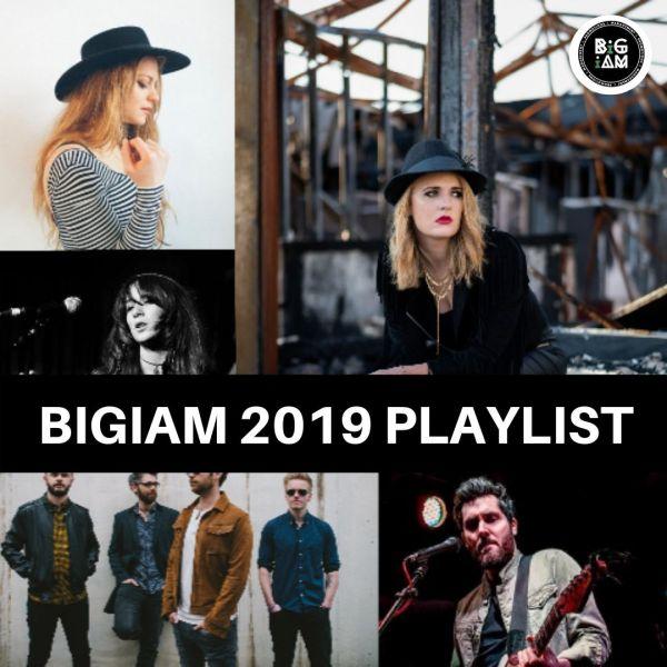 BiGiAM Playlist on Spotify