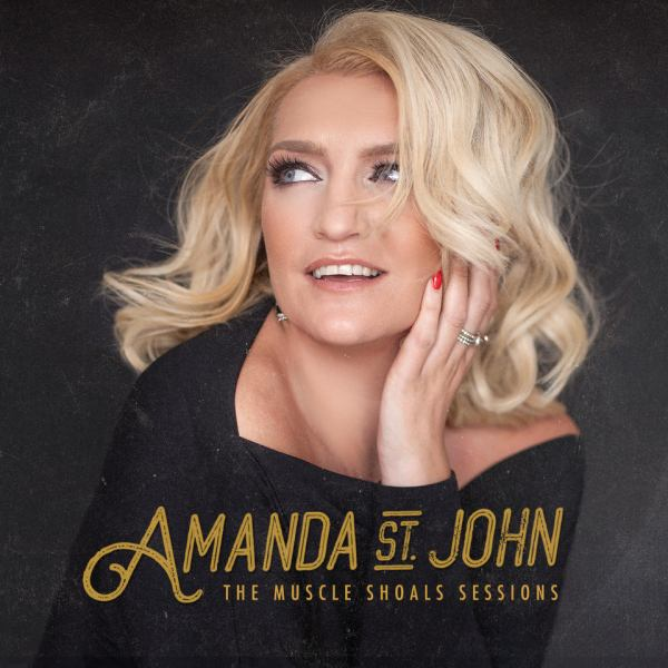 Irish Songstress Amanda St John releases title track 'Muscle Shoals'