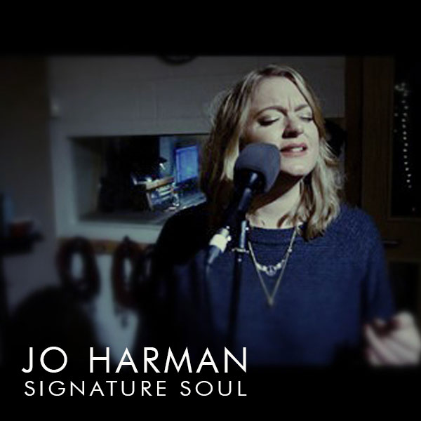Jo Harman's Track 'Loving Arms' Has Gained A Great Response…