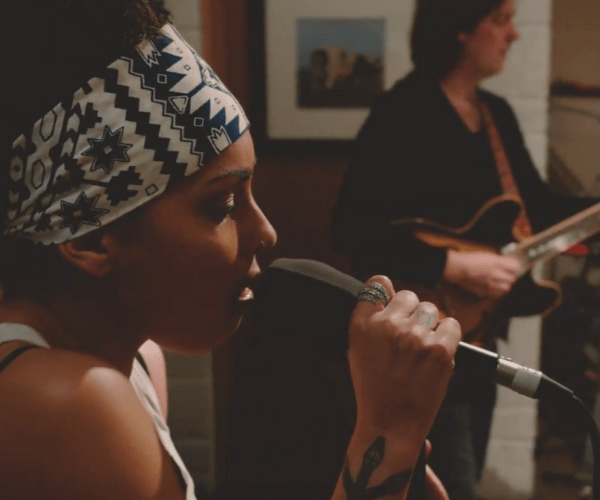 Diana Silveira's 'Money Ain't No Truth' at Masterlink Sessions
