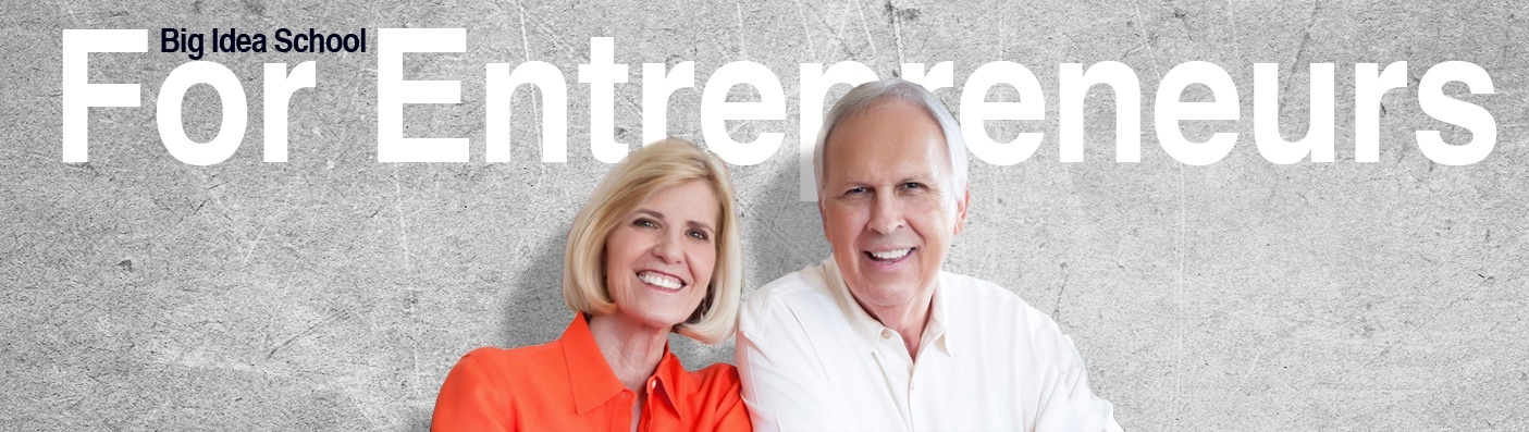 Big Idea School, Founders Dennis and Mary Lou Green