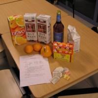 Zimt-Orangen-Punsch