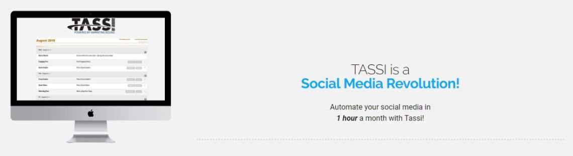 Tassi - Marketing Solved