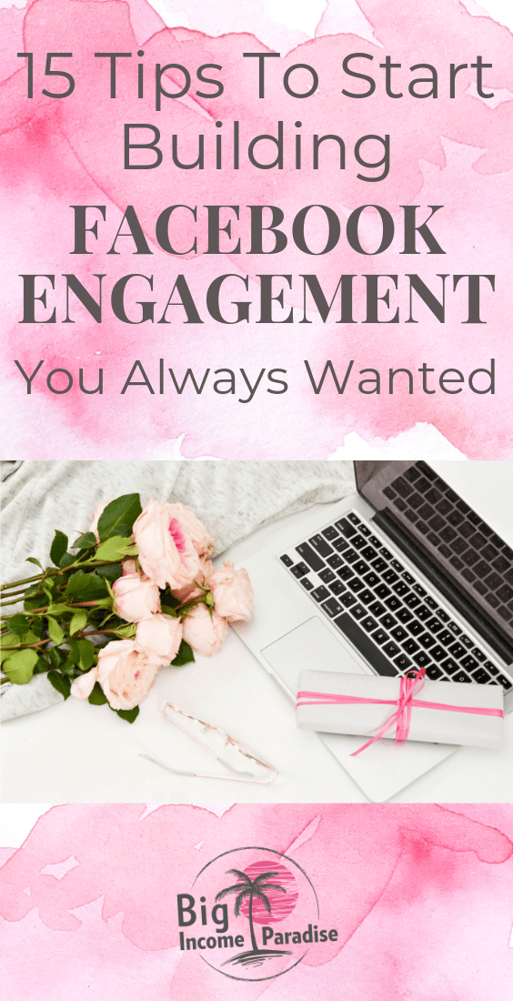 You should never break these 15 rules about Facebook Engagement because Facebook engagement means free traffic, leads and sales. The more people see your posts and offers, the more money you can make from home. So check out our blog post, learn and start implementing these rules. #BigIncomeParadise #FacebookEngagement #facebookengagementposts #facebookmarketingstrategy #facebookmarketingstrategies