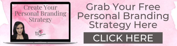 Free Personal Branding Strategy - Big Income Paradise