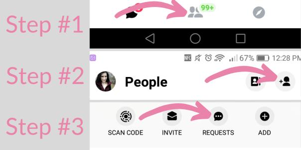 Android Facebook Hidden Messages