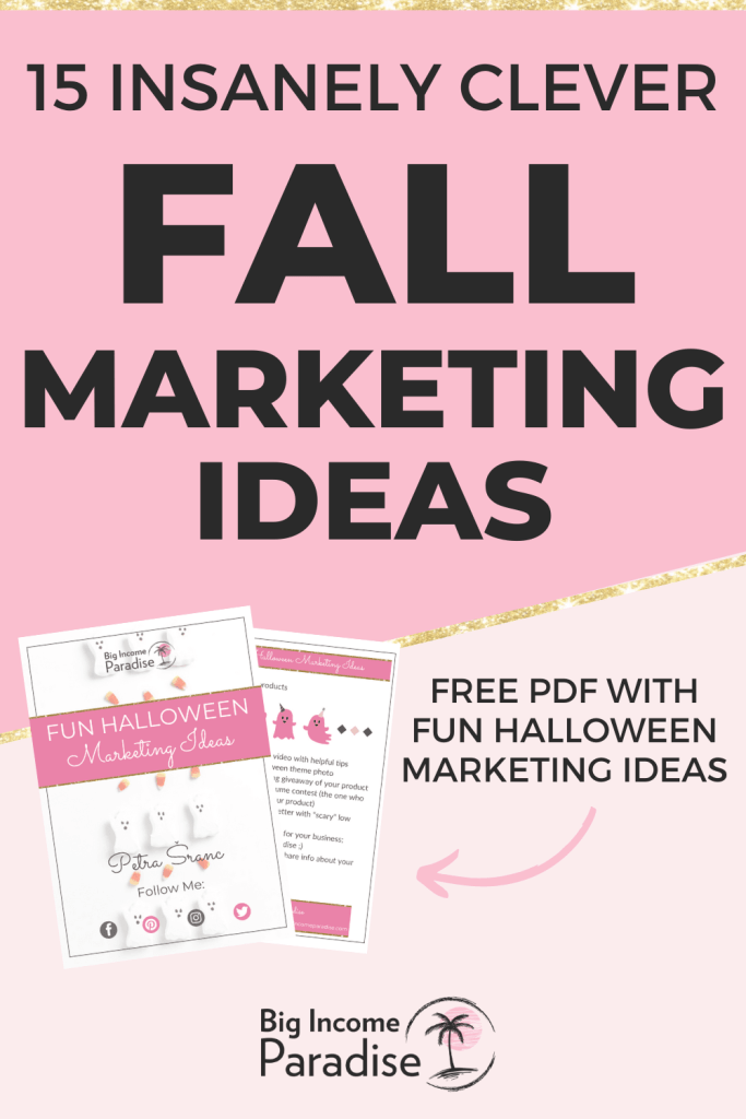 15 Insanely Clever Fall Marketing Ideas For Your Business