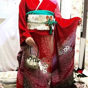 奈良 成人式 振袖
