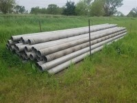 Gated Aluminum Irrigation Pipe BigIron Auctions