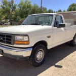 1994 Ford F250 2wd Pickup Bigiron Auctions