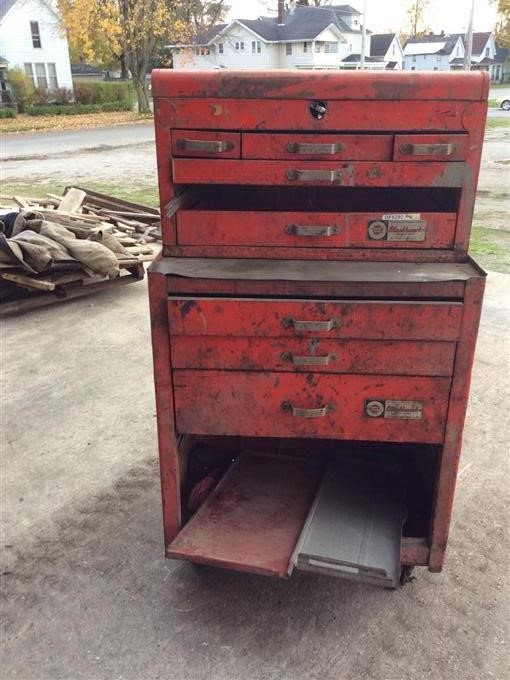 Blackhawk Tool Box : blackhawk, Blackhawk, W/Tools, BigIron, Auctions