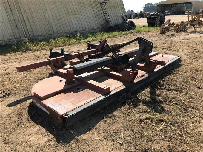 Bush Hog 4215 3 Spindle Shredder BigIron Auctions