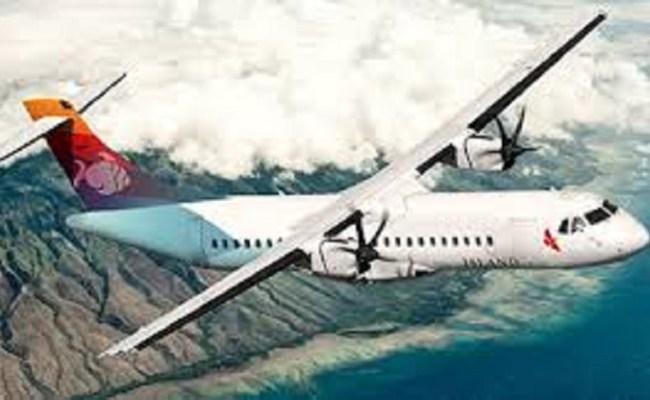 Island Air Adds 22 Agents For New Kona Flights Big