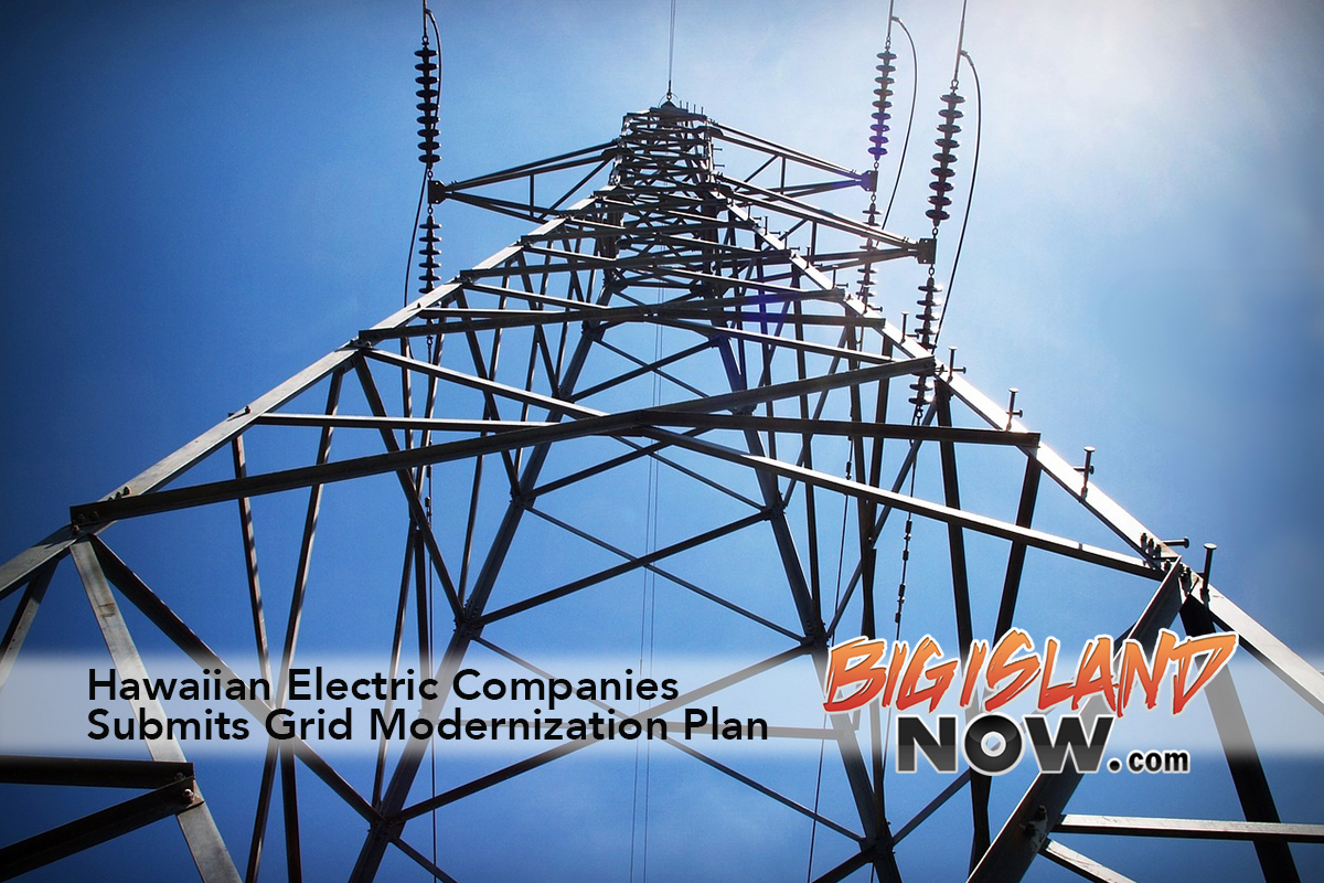 hight resolution of the hawaiian electric companies filed its grid modernization strategy with the hawai i public utilities commission today tuesday aug