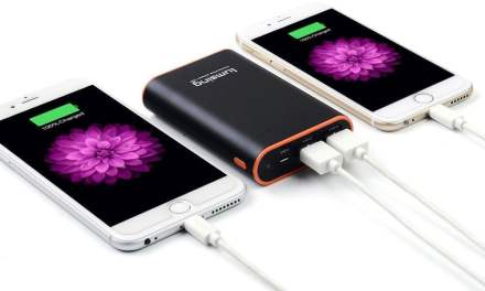 Prueba powerbank Lumsing Grand A1 Fit
