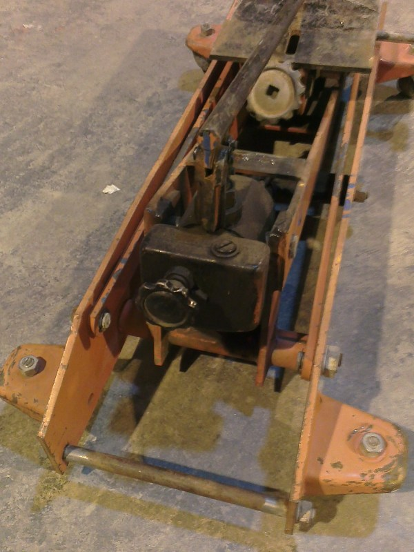 Used Sunex International Military Transmission Jack