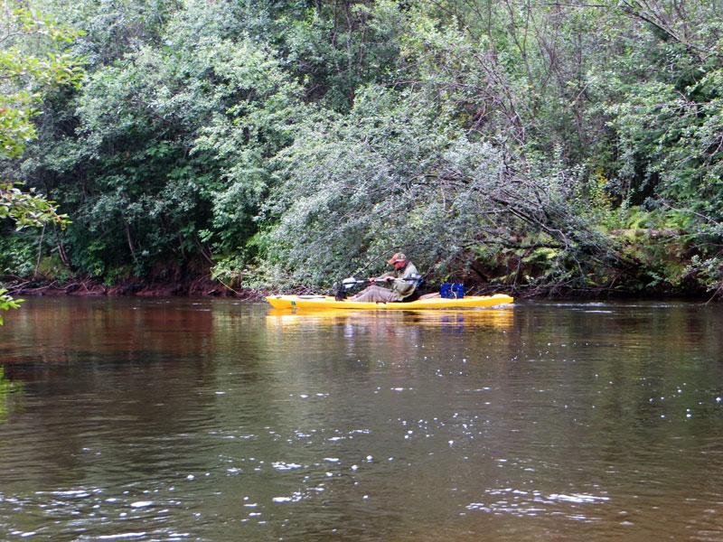 Brule River Kayak