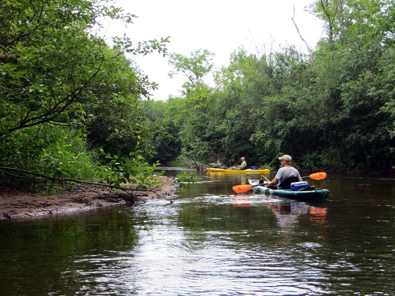 Brule River Kayak Wisconsin