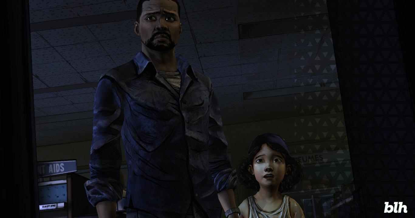 Fathers Day Salute - Lee Everett of Telltale's The Walking Dead