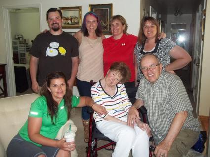 Hall Family 2014