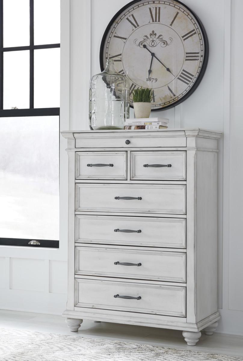 Kanwyn Wood Storage Bedroom Set Signature Design By Ashley